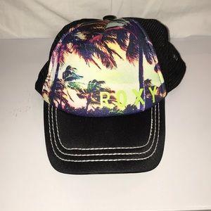 Roxy mesh baseball cap